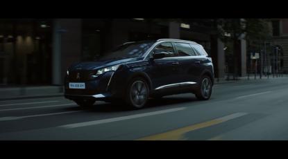 Peugeot 5008 Director cut - Sound design