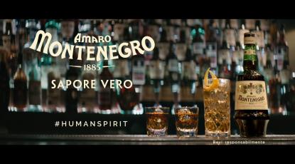 Amaro Montenegro Humans - Sound design and voice