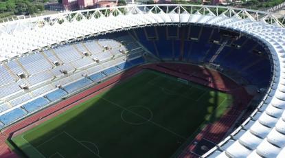 HYUNDAi Rome Olympic Stadium - Stadium final choir creation