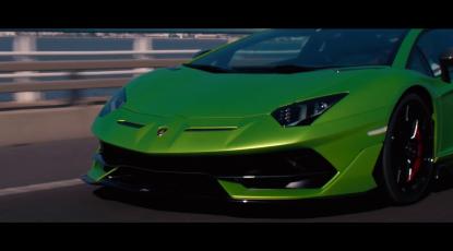 Lamborghini Aventador - 8D Sound - Sound design - Binaural Mix - Headphones required